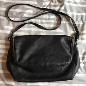 H&M Black crossbody purse